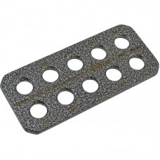 Такелажная пластина «5+5» сталь 8 мм