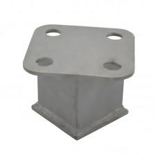 Анкерный столбик «ПОСТ ПС-2» потолочно-стеновой с неподвижным накопителем (для сварочного монтажа)
