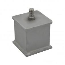 Анкерный столбик «ПОСТ ПС-Ш» потолочно-стеновой со шпилькой (для сварочного монтажа)