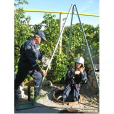 Комплект СИЗ от падения с высоты «При работе в колодцах и резервуарах»