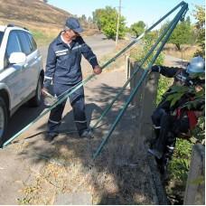 Комплект СИЗ от падения с высоты «При работе с обрывов и мостов»