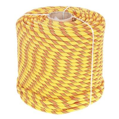 Верёвка статическая (канат низкого растяжения) Ø 12 мм цветная