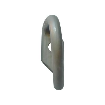 D-образное анкерное ухо «Прямое» (нерж, 22 кН)