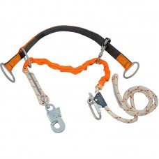 Комплект «Байпас-Хард 900 + К-15» (охват для подъёма на опоры и столбы + строп с регулятором длины)