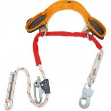 Комплект «Байпас-Софт 430 + К-15» (охват для подъёма на опоры и столбы + строп с регулятором длины)