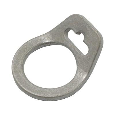 Пряжка «Ступень-кольцо» для лесенки под крюконогу