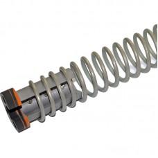 Демпферная заглушка для тормозной пружины троллея