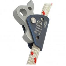 Зажим Бриг-А (универсальный  зажим из алюминиевого сплава для большого диапазона верёвок от 10 до 18 мм)