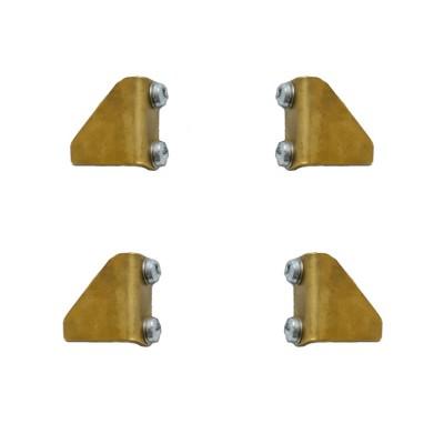 Пластины плужков-протекторов взрывобезопасные (комплект 4шт.)