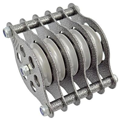 Полиспаст-блок 5-ти роликовый Ø 74/65 мм 90 кН