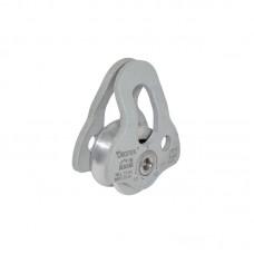 Блок-ролик «Спасатель» одинарный (сплав алюминия, Ø35/28/11 мм, 13 кН)