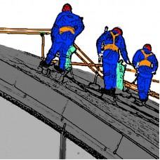Комплект СИЗ от падения с высоты «Для позиционирования на наклонных поверхностях»