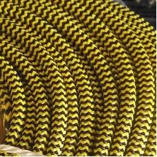 Верёвка статическая (канат низкого растяжения) Ø 8 мм цветная
