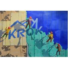 Четыре гнома рисуют KROK