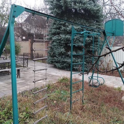 """Детский спортивный комплекс с качелей """"Городок"""""""