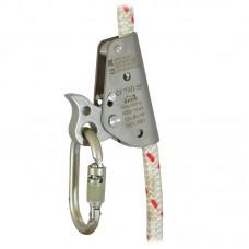 Зажим «Гиббс- ГАЛ15» (средство защиты ползункового типа для канатов 12-16мм)