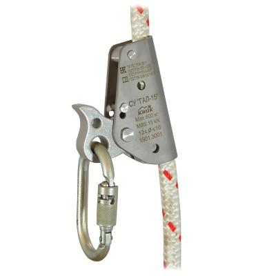 Зажим «ГАЛ-15» (средство защиты ползункового типа для толстых канатов)