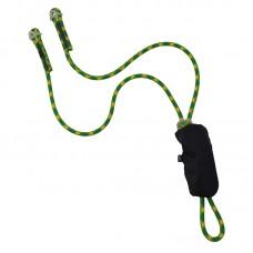 Строп верёвочный двойной  «ФОРОС-VY Лонг» (с двухступенчатым фрикционным амортизатором)