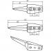 Сменные шпоры для Гаффов короткие и длинные (цена за 1 шт.)