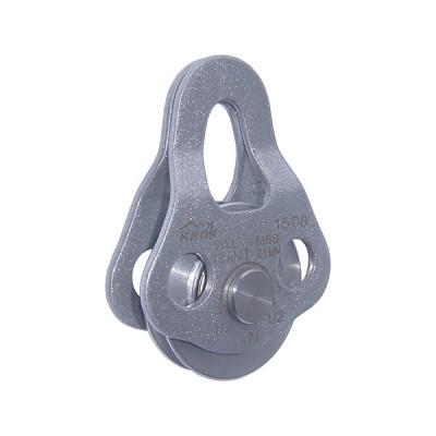 МОНО МИНИ-8 — блок-ролик для 8 мм шнура (AL)