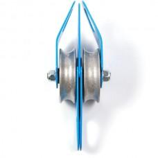 ПРОМАЛЬП «Увеличенный» двойной Ø 63/54 мм сталь 50 кН