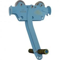 Тандем-каретка для тросовых троллеев Zip Line Turbo с ручками