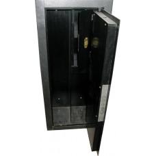 Сейф металлический 400×945×270 мм