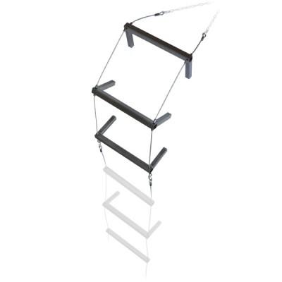 Оголовок навесной спасательно-эвакуационной лестницы