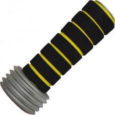 Сопло Ø 6 мм с каналом Вентури из сменных твёрдосплавных пластин ВК8