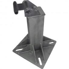 Анкерный столбик «ПОСТ-6» с регулируемым углом наклона консоли обхода