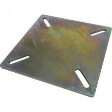 Крепёжная плита для анкерных столбиков серии «ПОСТ»