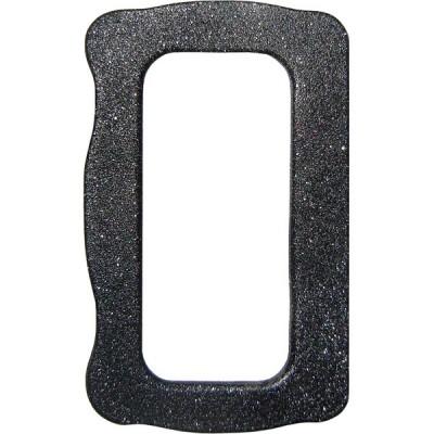 Пряжка 47 мм О-образная стальная