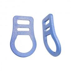 Пряжка «Ступень-кольцо» для лесенки под крюконогу *