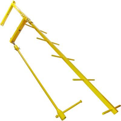 Анкерный узел крепления «Струбцина ШТУРМОВКА» с лестницей