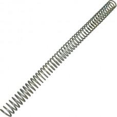 Демпферная пружина для тормозной пружинной системы троллея