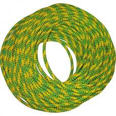 Верёвка со стальным сердечником Ø 14×6 мм