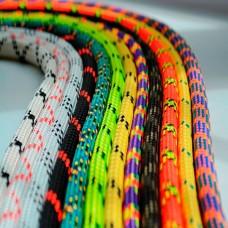 Верёвка статическая (канат низкого растяжения) цветная