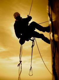 Обучение работников, выполняющих работы на высоте