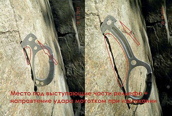 Скальные фифы короткие