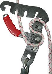 Спусковое устройство Десантёр «Антипаник» алюминиевый