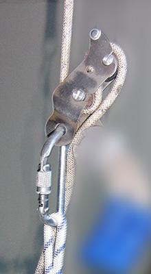 Десантёр ТМ КРОК после рывка с Ф=2